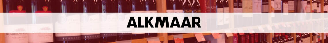 wijn bestellen en bezorgen Alkmaar
