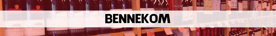 wijn bestellen en bezorgen Bennekom