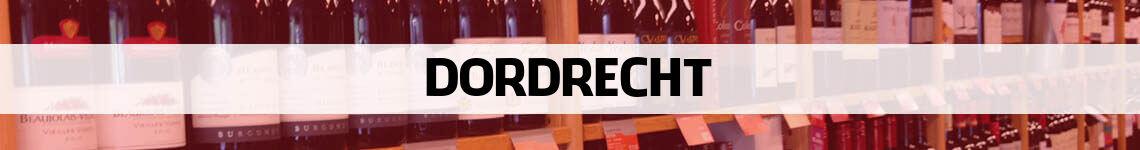 wijn bestellen en bezorgen Dordrecht