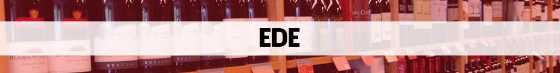 wijn bestellen en bezorgen Ede