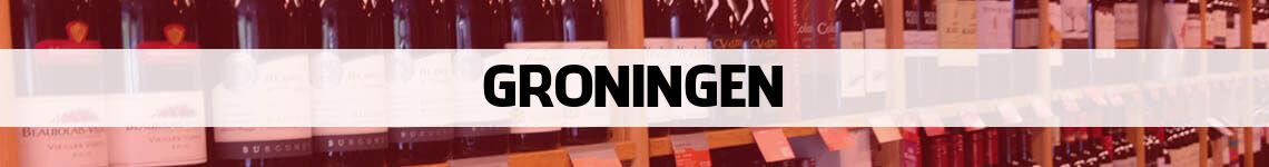 wijn bestellen en bezorgen Groningen