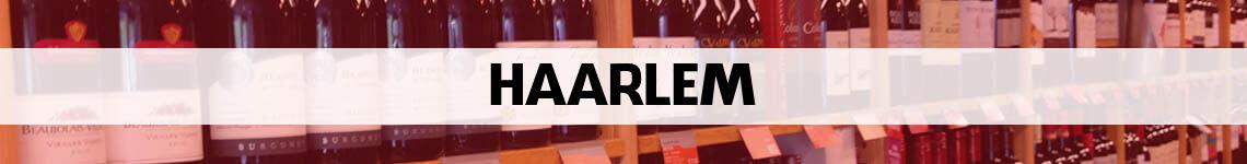 wijn bestellen en bezorgen Haarlem