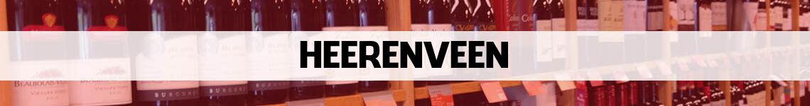 wijn bestellen en bezorgen Heerenveen