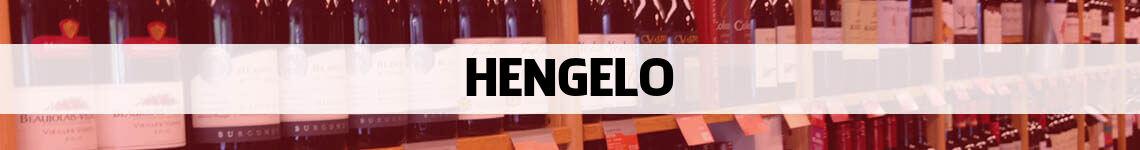 wijn bestellen en bezorgen Hengelo