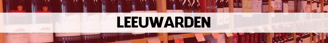 wijn bestellen en bezorgen Leeuwarden
