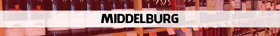 wijn bestellen en bezorgen Middelburg
