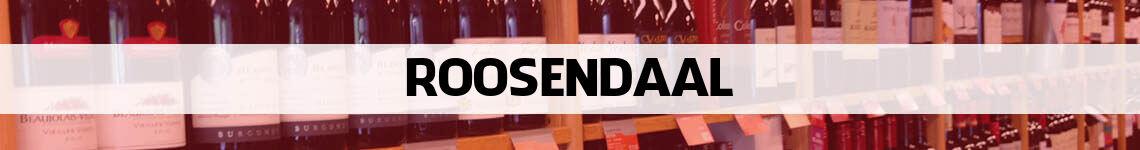 wijn bestellen en bezorgen Roosendaal