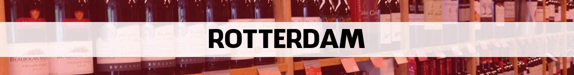 wijn bestellen en bezorgen Rotterdam