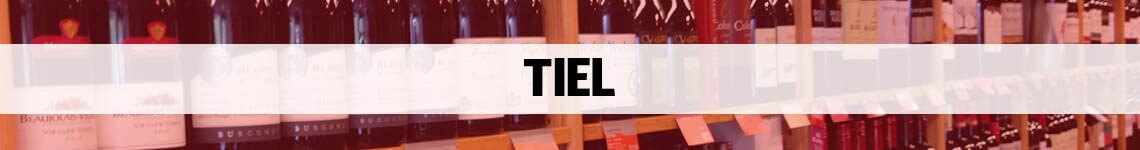 wijn bestellen en bezorgen Tiel